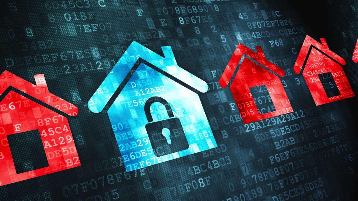 Sicher zu Hause im Smart Home