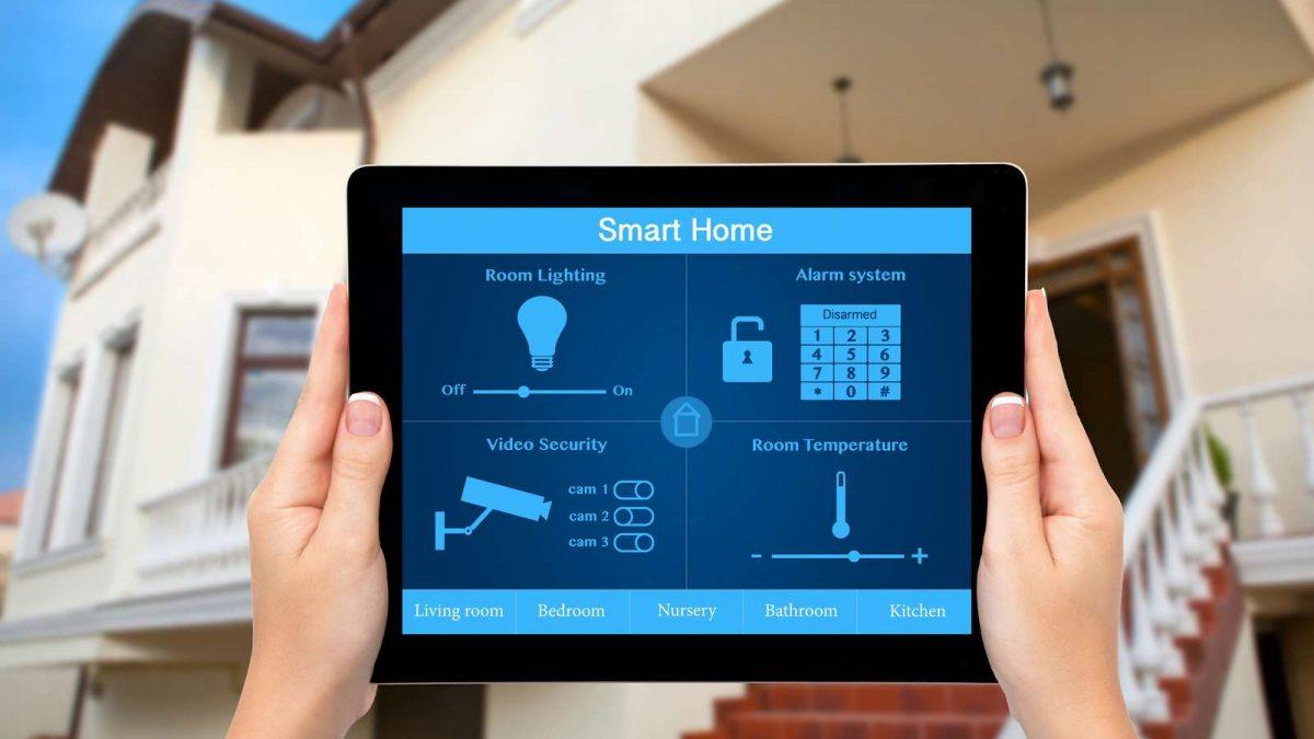 Smart Home – Smart gesichert