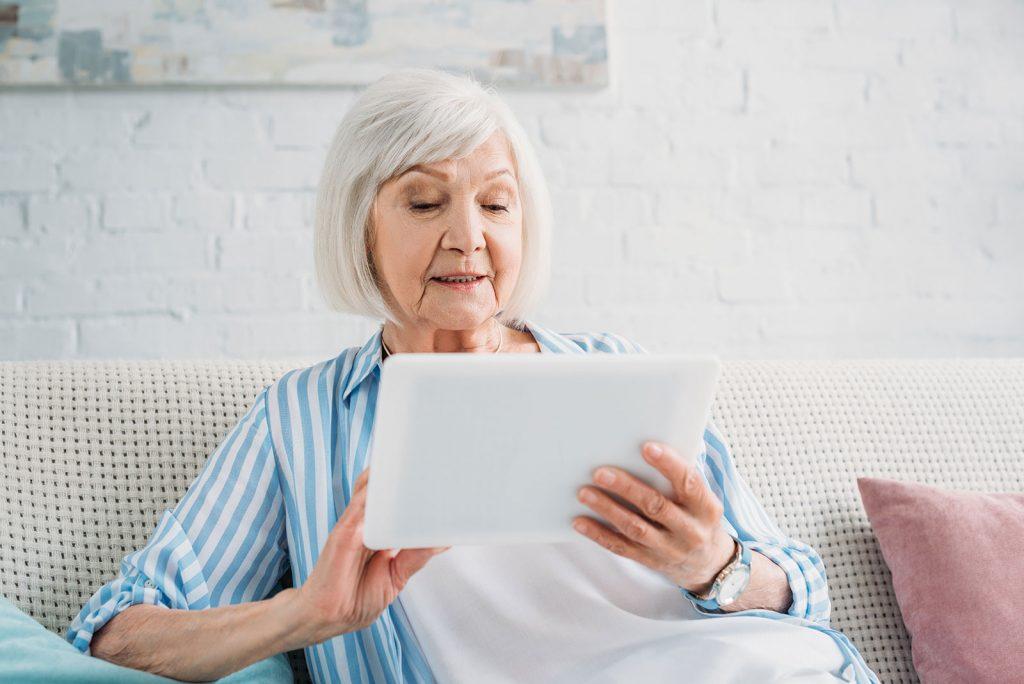 Wohnen im Alter Smart Home nowiBAU