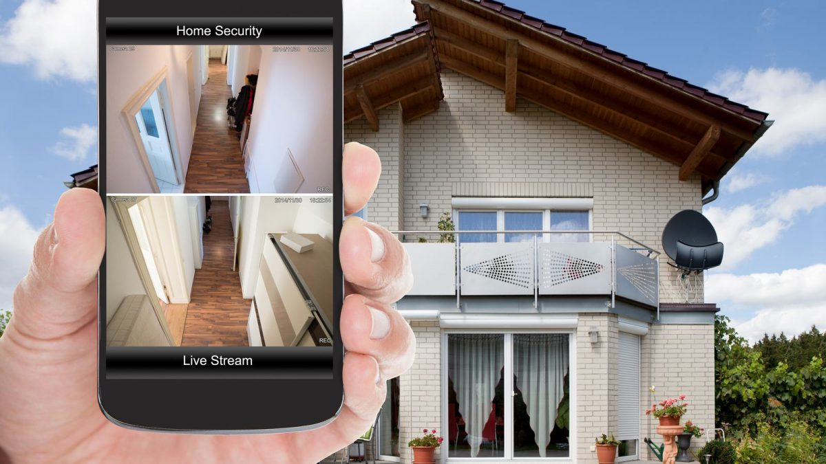 Home Security mit nowiBAU